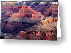Mather Point Twilight Greeting Card