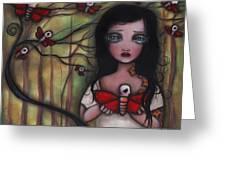 Matilda Greeting Card