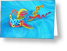 Matisse The Fish Greeting Card