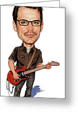 Matthew Good Greeting Card
