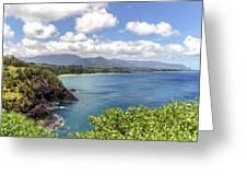 Maui Coast Greeting Card