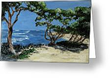 Maui Greeting Card