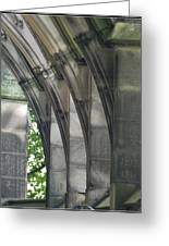 Mausoleum Arches Greeting Card