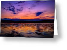 Mauthe Lake Greeting Card