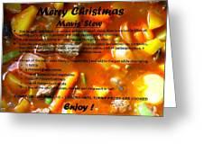 Mavis Stew Greeting Card