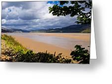 Mawddach Estuary Greeting Card