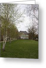 Max Liebermann House And Garden Wannsee Greeting Card