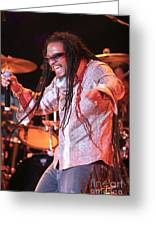 Maxi Priest Greeting Card