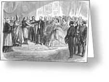 Maximilian, Archduke Of  Austria Greeting Card