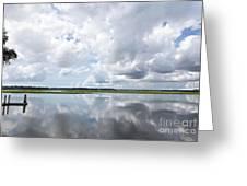 May River  Greeting Card