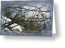 May Your Day Be Blessed Greeting Card