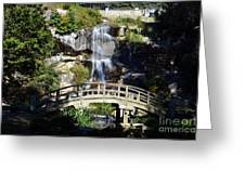 Maymont Falls Greeting Card