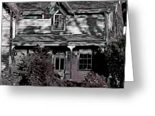 Mcalmond House Greeting Card