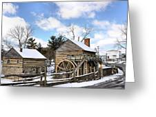 Mccormick Farm 3 Greeting Card