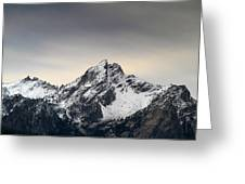 Mcgown Peak Beauty America Greeting Card