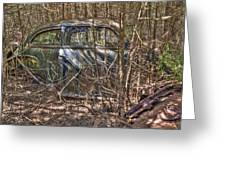 Mcleans Auto Wrecker -13 Greeting Card