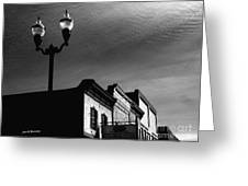 Mcminnville Skyline Greeting Card by   Joe Beasley