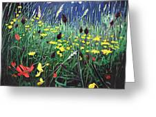 Meadow Glory Greeting Card