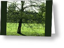 Meadow View Greeting Card