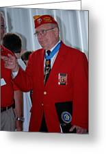 Medal Of Honor Recipient Greeting Card
