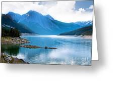 Medicine Lake Greeting Card