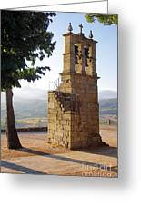 Medieval Campanile  Greeting Card