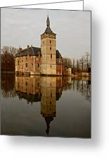 Medieval Castle Greeting Card