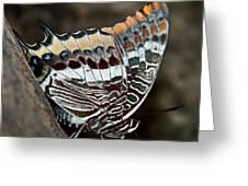 African Spirit Greeting Card