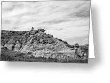 Medora 34 Greeting Card