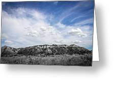 Medora 42 Greeting Card