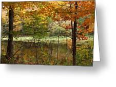 Meduxnekeag River 2 Greeting Card