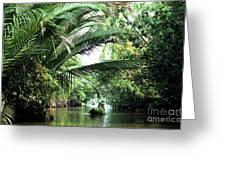 Mekong Delta Backwater 01 Greeting Card