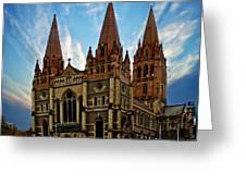 Melbourne Church Greeting Card