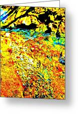 Mellow Yellow 76 Greeting Card