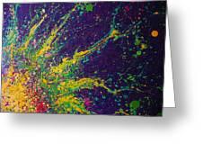 Membrane Greeting Card