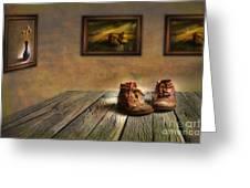Mementos Exhibition Greeting Card