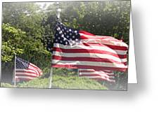Memorial Day Greeting Card