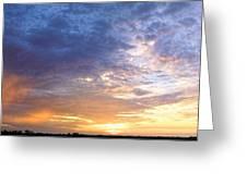 Memorial Morning Greeting Card