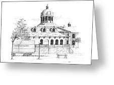 Memories Of Kingston Greeting Card
