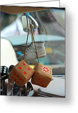 Memories On A String Greeting Card