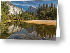 Merced River View I Greeting Card