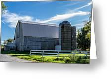 Mercer County Barn Greeting Card