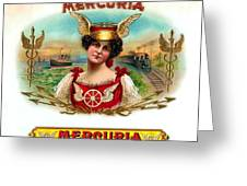 Mercuria Greeting Card