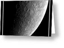 Mercury Greeting Card