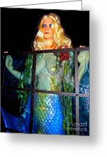 Mermaid Vision Greeting Card
