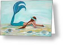 Mermaids Exist Greeting Card
