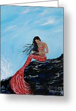 Mermaids Timeless Tales Greeting Card