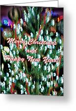 Merry Christmas 2 Greeting Card by Skip Nall