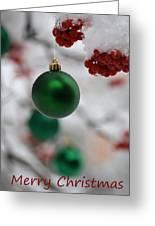 Merry Christmas 2 Greeting Card