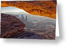 Mesa Arch Greeting Card